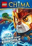 LEGO Chima Doppelband: Löwen gegen Krokodile / Wölfe gegen Adler