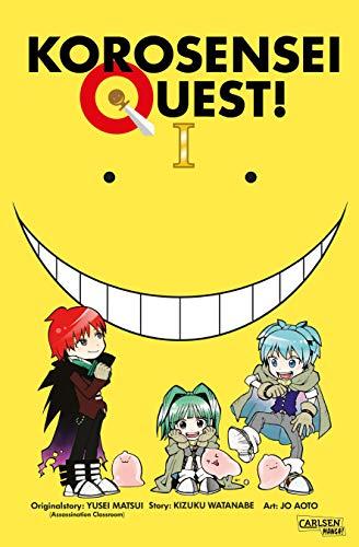Korosensei Quest!