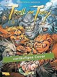 Troll von Troy 14 - Wahas Geschichte (Comic)