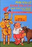 Max Kruse: Don Blech und der goldene Junker (Gebundene Ausgabe)