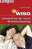 WISO: Sicherheit bei der neuen Rentenbesteuerung
