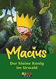 Der kleine König im Urwald.