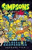 Simpsons Comics - Kolossales Kompendium: Bd. 4