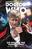 Doctor Who - Der dritte Doctor: Die Herolde der Vernichtung (Comic)