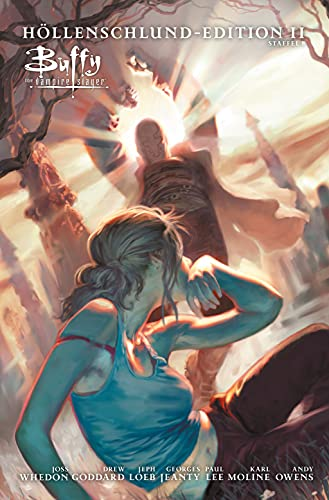 Buffy The Vampire Slayer (Staffel 8) Höllenschlund-Edition: Bd. 2