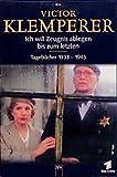 Victor Klemperer: Ich will Zeugnis ablegen bis zum letzten (8 Bände)