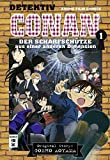 Detektiv Conan - Der Scharfschütze aus einer anderen Dimension 01: Anime Comics
