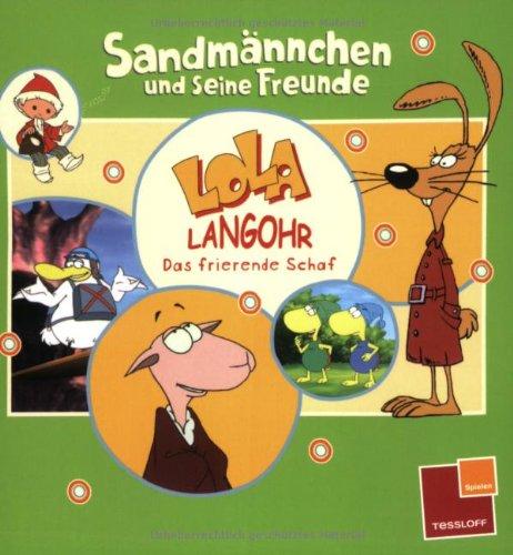 Sandmännchen und seine Freunde: Lola Langohr. Das frierende Schaf.