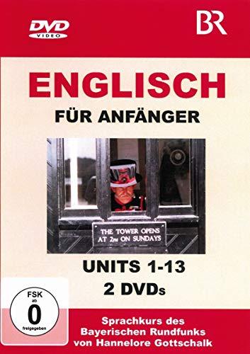 Englisch Für Anfänger Dvd Komplettpaket Units 1-51