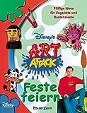 Disneys Art Attack, Feste feiern.