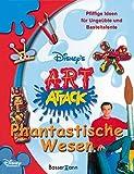Disneys Art Attack, Phantastische Wesen.