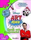 Disney's Art Attack, Spaß mit Pappmache