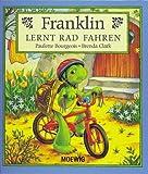 Franklin lernt Rad fahren.
