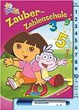 Dora - Zauber-Zahlenschule (mit Zauberstift)