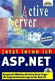 Jetzt lerne ich ASP. NET