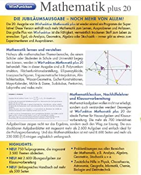WinFunktion Mathematik Plus 20 , Abbildung #01