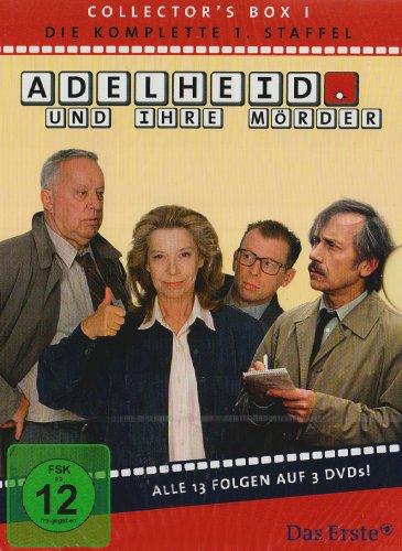 Adelheid und ihre Mörder Die komplette 1. Staffel