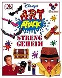 Art Attack. Streng geheim. (Ab 7 J.).