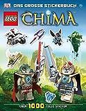 LEGO Legends of Chima: Das große Stickerbuch