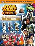 Das große Stickerbuch: Die Geheimnisse der Rebellen