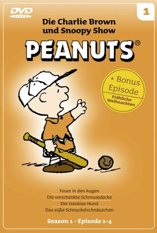 Die Peanuts Vol. 1 - Die Charlie Brown & Snoopy Show, Season 1, Episode 1-4