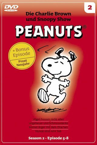 Die Peanuts Vol. 2 - Die Charlie Brown & Snoopy Show, Season 1, Episode 5-8