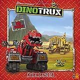 Dinotrux - Kinderkalender 2018 mit herausnehmbarem Poster