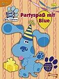 Geschichtenbuch, Band 1: Partyspaß mit Blue