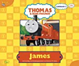 Thomas & seine Freunde, Lokbuch, Bd.2 : James