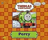 Thomas & seine Freunde, Lokbuch, Bd.3 : Percy