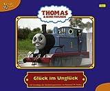 Thomas und seine Freunde, Geschichtenbuch, Band 9: Glück im Unglück