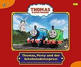 Thomas und seine Freunde, Geschichtenbuch, Band 10: Thomas, Percy und der Schokoladenexpress