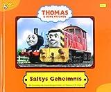 Thomas und seine Freunde, Geschichtenbuch, Band 12: Saltys Geheimnis