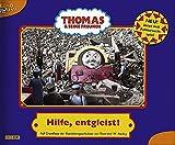 Thomas und seine Freunde, Geschichtenbuch, Band 17: Hilfe, entgleist!
