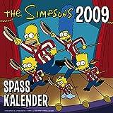 The Simpsons 2009 Spaß Kalender. Wandkalender