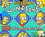 The Simpsons Quiz-Kalender 2010. Tagesabreiß-Kalender