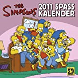 The Simpsons 2011 Spaß Kalender.