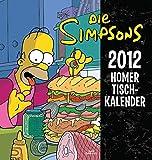 Simpsons Homer-Tischkalender 2012.