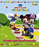 Micky Maus Wunderhaus - Kindergartenfreundebuch: Meine Kindergartenfreunde