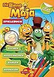 Die Biene Maja - Activitybuch mit Stickern