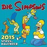 Die Simpsons - Wandkalender 2015