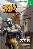 Star Wars Rebels - Lesespaß, Stufe 1: Lebensretter Zeb