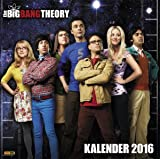 The Big Bang Theory - Wandkalender 2016