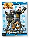 Star Wars Rebels - Starke Rebellen-Rätsel für Grundschüler