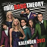 The Big Bang Theory - Wandkalender 2017