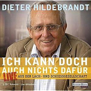 Dieter Hildebrandt Zum 85 Geburtstag Literatur Und