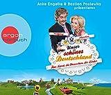 Unser schönes Deutschland präsentiert von Anke Engelke und Bastian Pastewka: Das Land, die Menschen, die Lieder (3 CDs)