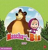 Mascha und der Bär - Posterkalender 2017