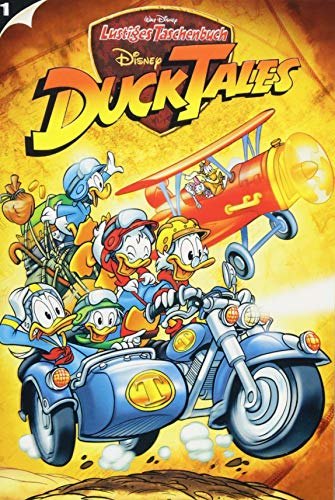 Lustiges Taschenbuch: DuckTales 1 (Comic)