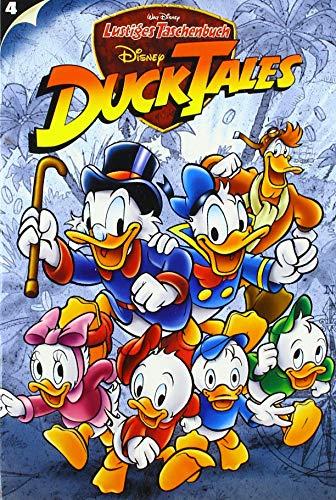 Lustiges Taschenbuch: DuckTales 4 (Comic)